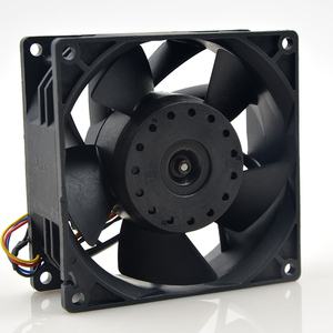Image 4 - cooling fan 9cm for delta PFR0912XHE 90mm 4.5A 90*90*38mm DC 12V For Server Extensions machine
