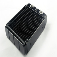 G1 4 120mm Aluminium Water Cooling Radiator R120Y 45mm Double Deck