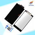 Replacement for Sony Xperia Z1 L39 L39h LCD C6902 C6903 Screen Display with Touch Digitizer Tools Assembly 1 piece free shipping