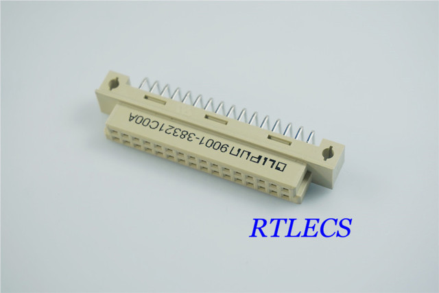 5pcs din 41612 connector dual row 32 positions receptacle female 5pcs din 41612 connector dual row 32 positions receptacle female socket right angle through hole pcb publicscrutiny Image collections