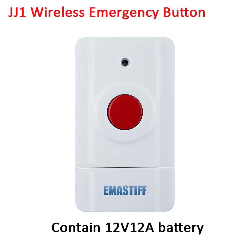 Érintő billentyűzet G3B Angol LCD vezeték nélküli 433MHZ SMS - Biztonság és védelem - Fénykép 6