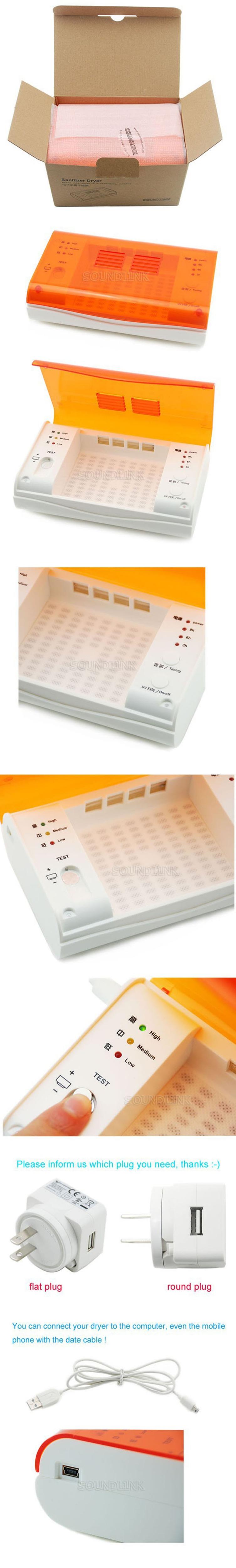 UV Sanitizer Dehumidifier