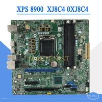 CN 0XJ8C4 XJ8C4 XPS 8900 Motherboard For DELL XPS 8900 Desktop Motherboard LGA1151 Mainboard 100%tested fully work