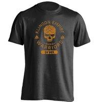 Klingon Empire Warrioes QoNos Star Trek Mens Womens Printing T Shirt