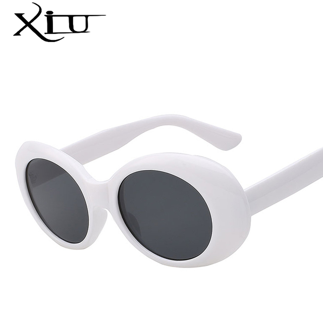 012e1d53b599c XIU NIRVANA Kurt Cobain Rock Do Vintage Óculos De Sol Das Mulheres Dos  Homens Clássicos Óculos