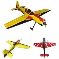 YAK 54 70 8 RC Plane Model Aircraft 6Channels Common Film ARF GAS Balsa Wood RC