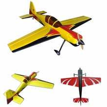 "YAK-54 70.8"" RC Plane Model Aircraft 6Channels Common Film ARF GAS Balsa Wood RC Airplane"