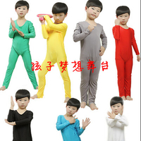 Free Shipping Muti Colors Children S Coverall For Child Gymnastics Kids Gymnastics