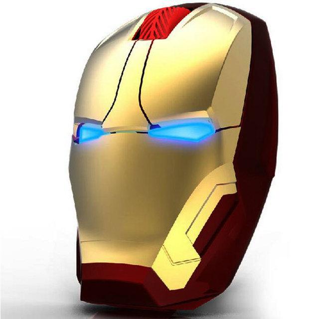 Iron Man Wireless Gaming Mouse