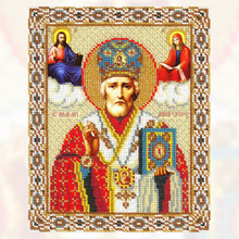 5d Diy Diamond Painting Cross Stitch Religion Icon of Leader  Mosaic true religious men diamond embroidery rhinestones full round diamant painting 5d diy diamond painting cross stitch religion icon of leader diamond mosaic true religious men