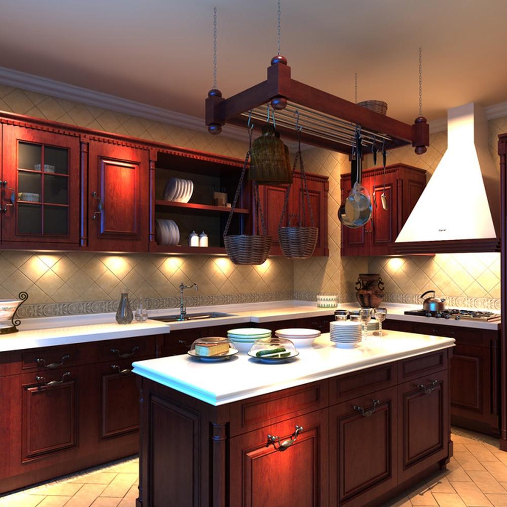 LED gabinete luz 3 W dc12v inicio cocina armario vitrina de montaje ...