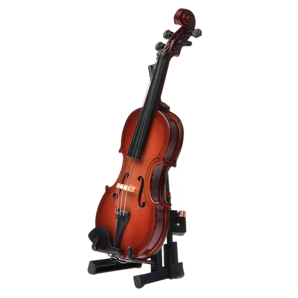 buy miniature musical instruments mini guitar violin classic electric guitar. Black Bedroom Furniture Sets. Home Design Ideas