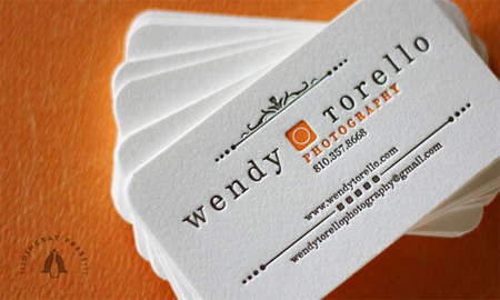 custom white cotton paper visit card printing colorful foil stampingletterpress business name card die - Letterpress Business Cards
