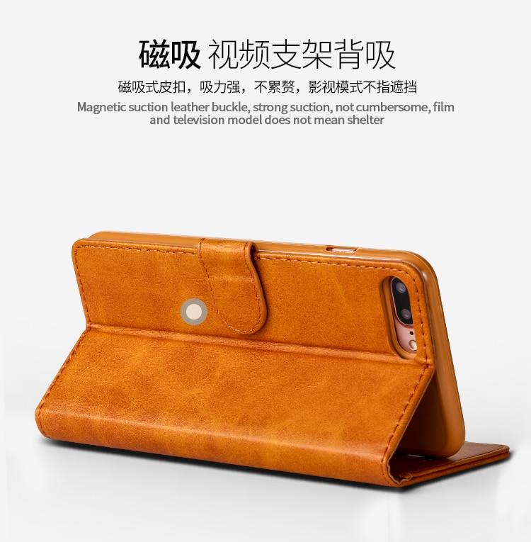 Retro Fundas Leather Case for iPhone 11/11 Pro/11 Pro Max 11