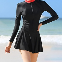 Women Summer Beach Swimwear Breathable Swimming Skirts Women's Swimsuit Bottom H