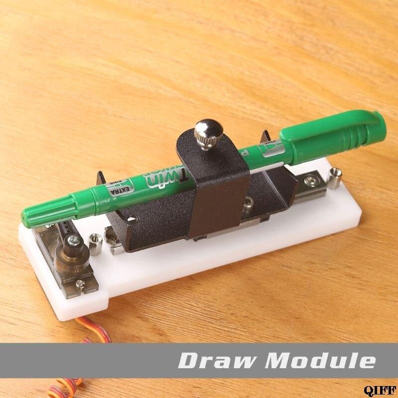 Ziehen Modul Kit Set Für Eleksmaker EleksLaser Gravur Maschine Komponenten Zeichnung Handschrift Simulation Anpassung Jun21