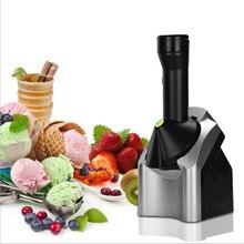 220 л электрическая автоматическая машина для мороженого, замороженных фруктов, кухонные инструменты, 240-в, машина для мороженого, для детей, сделай сам, бытовая машина для льда