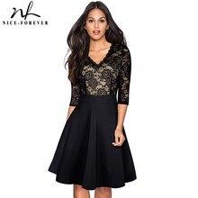 السوداء الأعمال vestidos الأكمام
