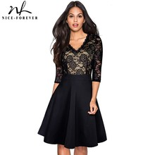 Lace vestidos Dress Ruffle