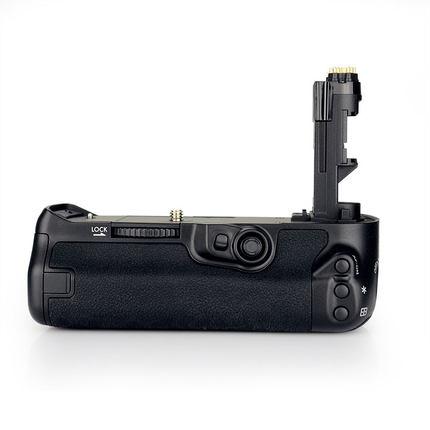 Poignée de batterie BG E16 + télécommande IR + support de batterie LP E6 + support de batterie AA pour Canon 7D mark II 7D2.-in Extensions de batterie from Electronique    3
