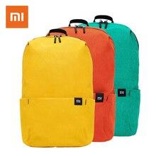 Xiaomi 10L, рюкзак, сумка, водонепроницаемый, красочный, для спорта и отдыха, маленький размер, нагрудная сумка, унисекс, для мужчин, женщин, детей, рюкзак