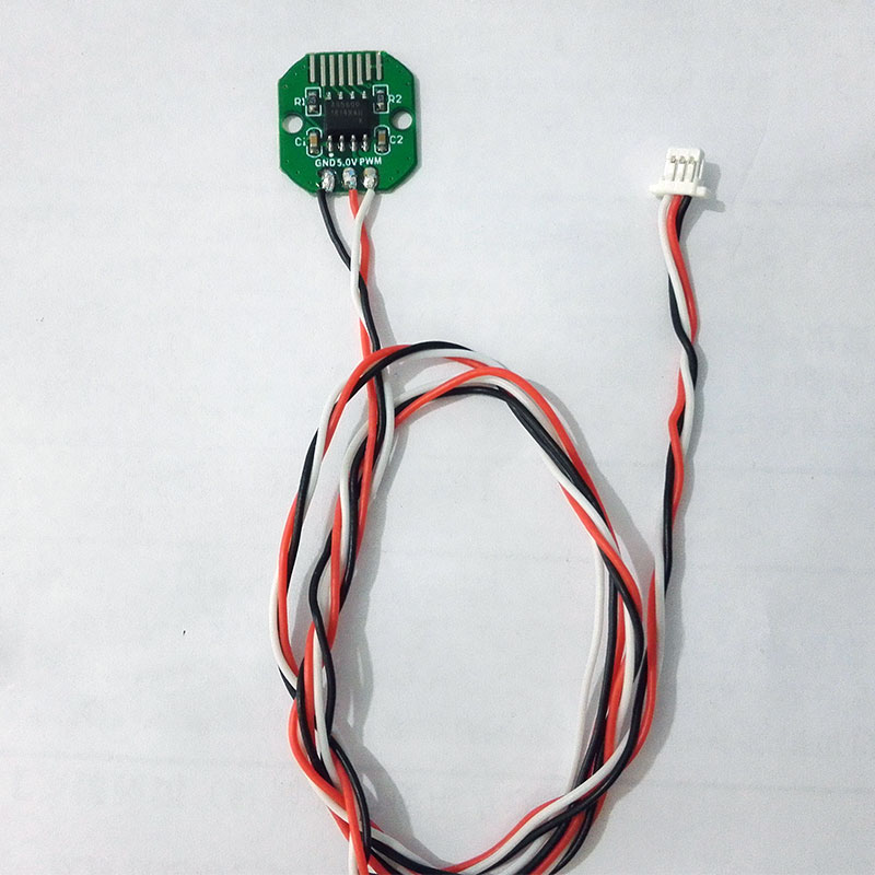 absolutní kodér 5600 - AS5600 absolute value encoder Encoder set PWM/i2c Interface accuracy 12bit Brushless yuntai motor AS5600 magnetic encoder