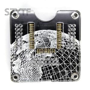 Image 4 - ESP32 test board ESP32 WROVER small batch burn fixture, for ESP 32 module ESP WROOM 32 module