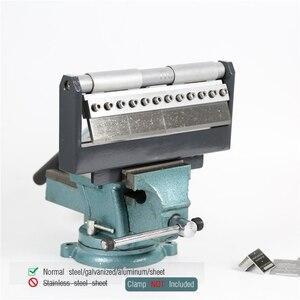Image 3 - FP30 manuel ÇELİK TABAKA bükme makinesi, bateRpak çelik/galvaniz/alüminyum/sac bükme makinesi (ihracat almanya kalite) hiçbir kelepçe
