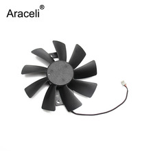 GAA8B2U -ANTA DC12V 0.45A 2Pin For Dataland PowerColor R7 360 PFTA  R7360 Video Graphics Card Cooling Fan брюки спортивные anta anta mp002xw0wrqq