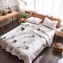 Hand Wash Summe quilt Comfortable blanket Queen Full Twin size