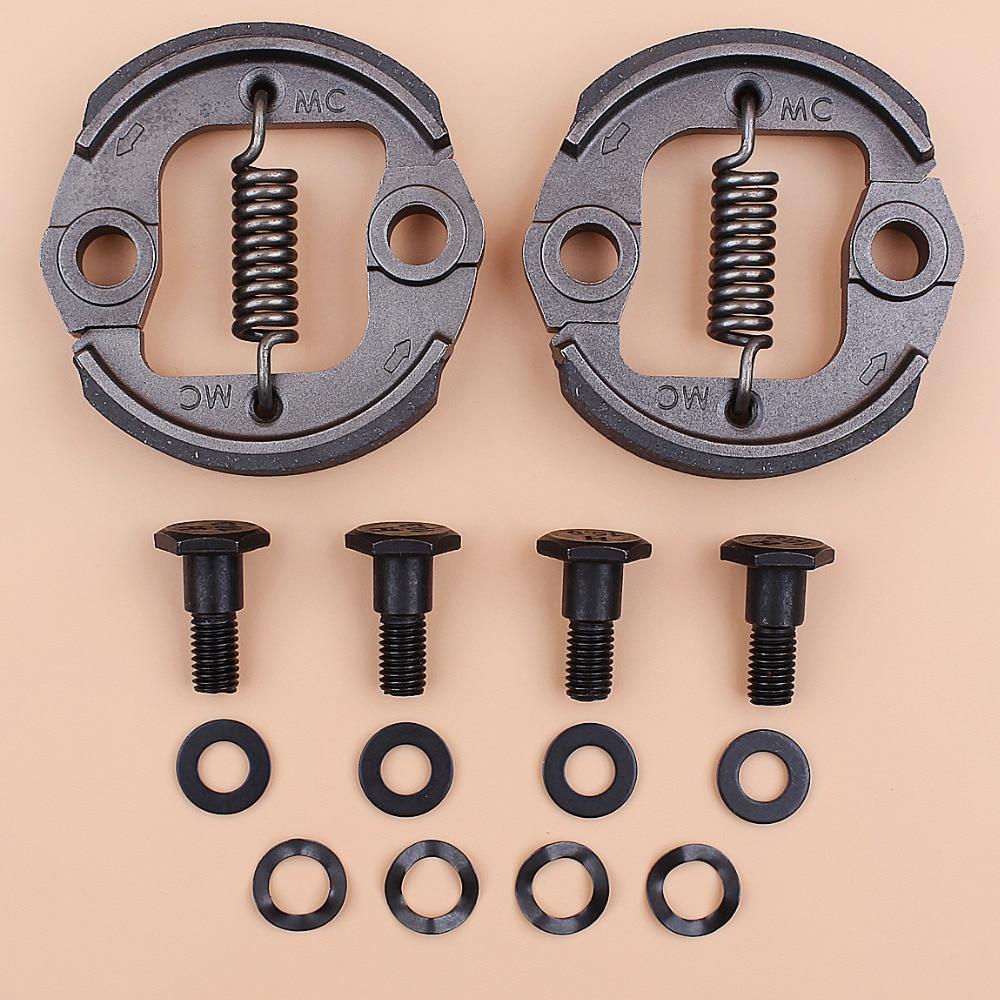 Metal Clutch Assembly Wheels Sprocket For HONDA GX31 GX35 GX35NT FG100 Parts