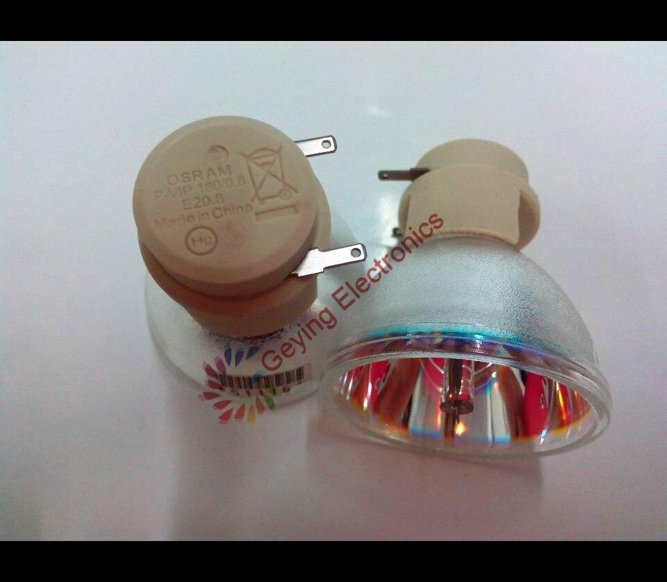 все цены на W1000  /  W1000+  Original Projector bare Lamp 5J.J0W05.001  P-VIP 180/0.8 E20.8 онлайн