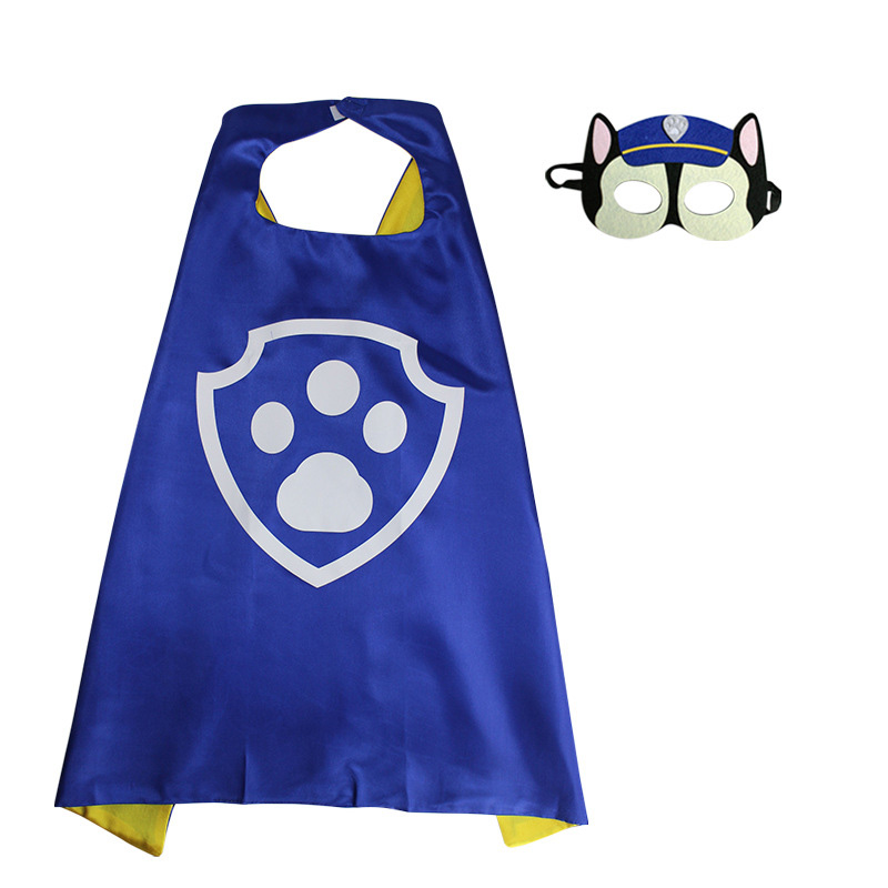 Patrol Puppy Kids Capes And Masks Puppy Canine Cape Cosplay For Children Party Costumes and Halloween Gift parthiban sivamurthy and hirak kumar mukhopadhyay isolation and characterization of canine parvovirus