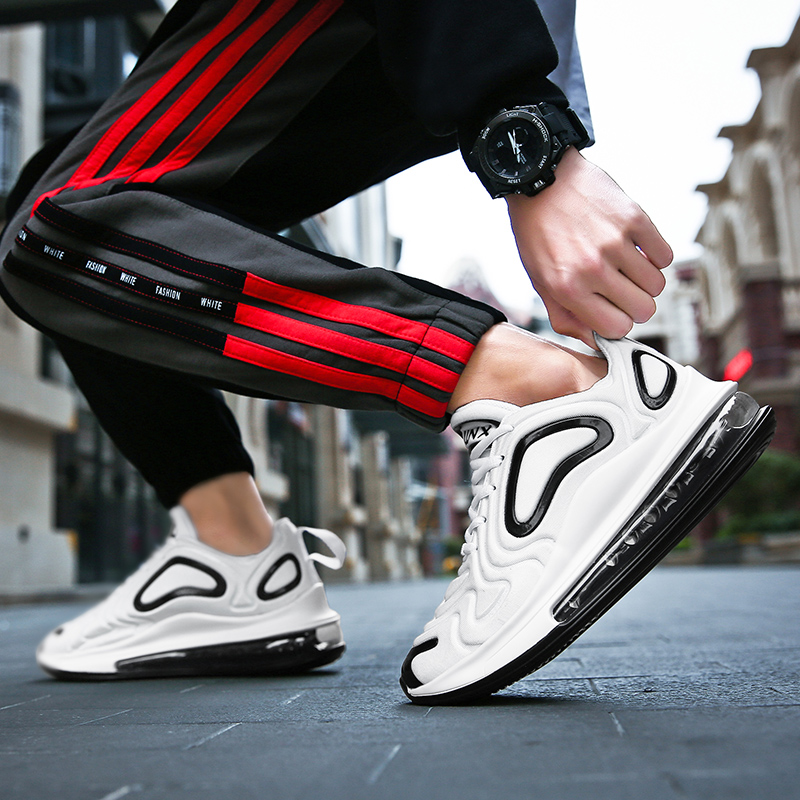 Mens brand sneakers Breathable mesh Running shoes for men Gym Athletic male Air cushion sports shoes jogging Walking shoes 720Mens brand sneakers Breathable mesh Running shoes for men Gym Athletic male Air cushion sports shoes jogging Walking shoes 720