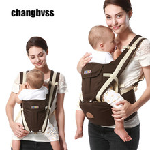 Breathable 3~48 Months Baby Carrier High Quality Baby Sling mochila infantil Ergonomic Kids Backpack Multifunctional Baby Wrap