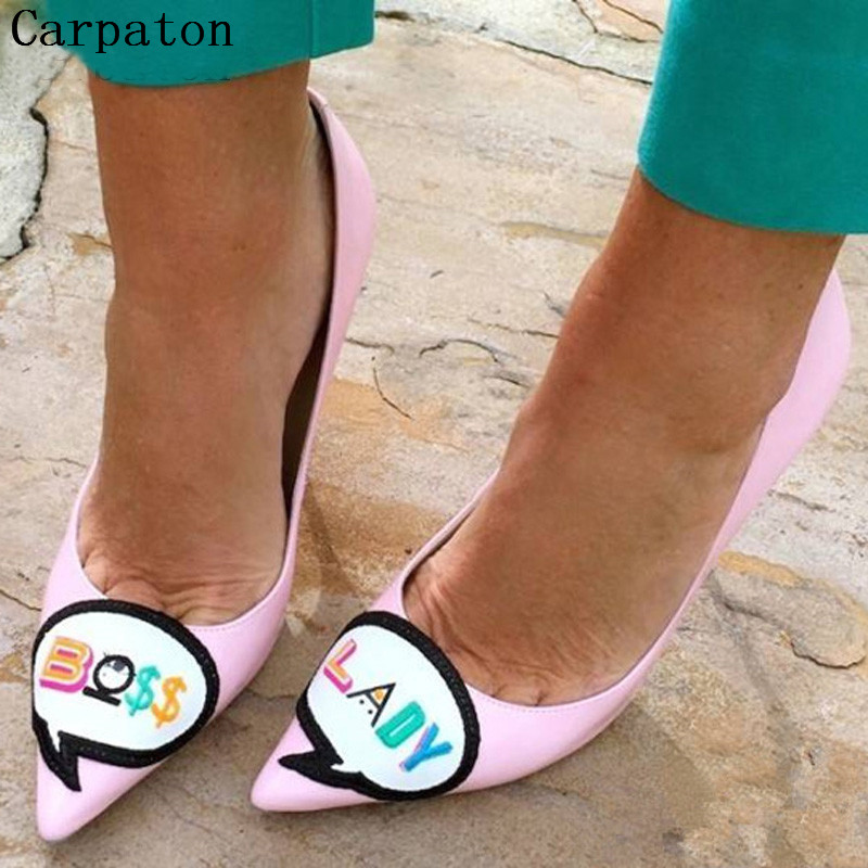 2017 New Fashion Women Embroidery Boss Ladies Pointed Toe Pumps Female Shallow Thin High Heels Female Single Shoes baoyafang bling womens wedding shoes high heels pumps women fashion shoes pointed toe ladies shallow sequined cloth female shoes