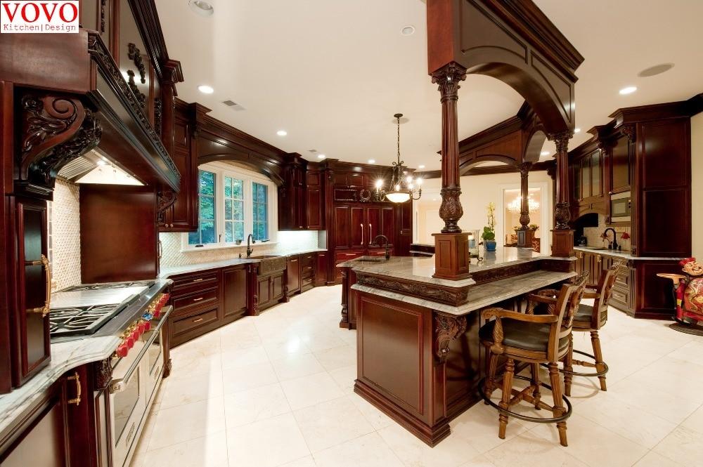 Elegant Cherry Wood Kitchen Furniture On Aliexpress.com   Alibaba Group