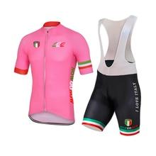 Новинка, Итальянская Классическая велосипедная команда, велосипедные наборы/Одежда, Джерси/нагрудник, шорты, дышащий гелевый коврик выбирает JIASHUO 100 лет