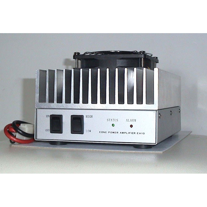 60W UHF VHF Dual Band Power Amplifier 420 460MHz 130 170MHz Ham Radio Amplifier for FM