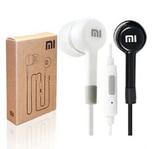 Hot sale for Xiaomi Piston 2 In-Ear Earphone With Remote and Mic for Xiaomi MI2 Hongmi M3 MI2S MI2A Mi1S M1 free shipping