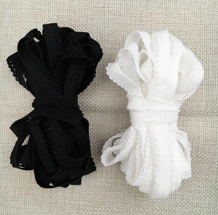 10 метров, высокое качество, 9 мм, Маленькая кружевная отделка, нижнее белье, эластичная тянущаяся кружевная отделка, сделай сам, швейная одеж...