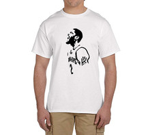 Kyrie Irving T-Shirt 100% cotton t shirts Mens boyfriend gift T-shirts for fans 0221-7