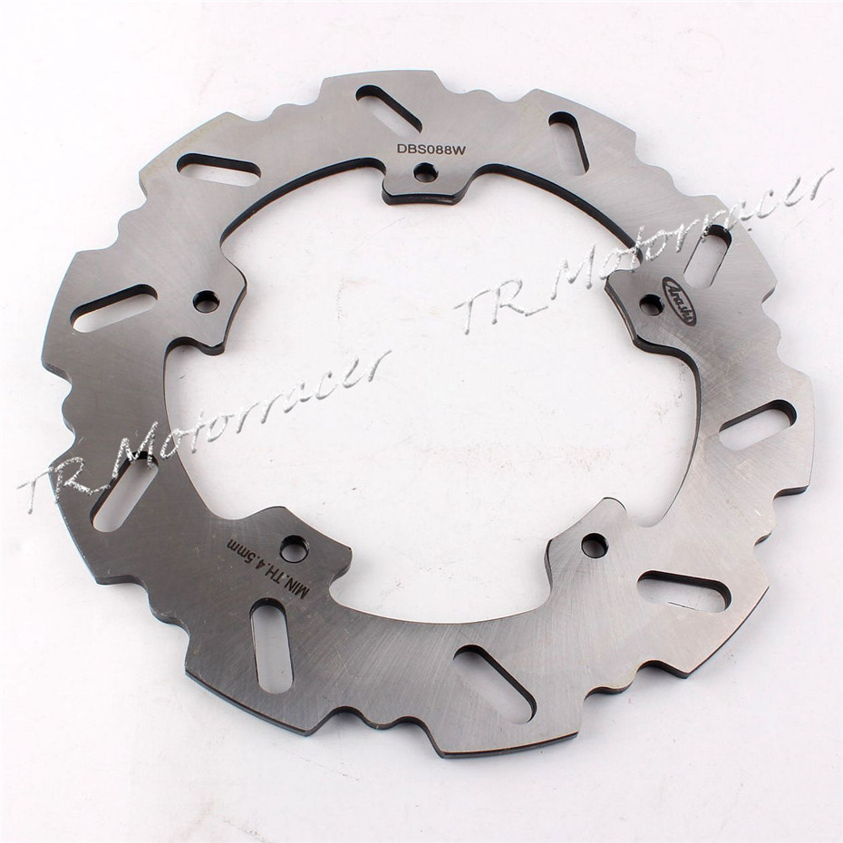 Rear Brake Disc Rotor Fits for BMW HP4 1000 2013 - 14 & S1000R S1000RR 2014 - 2015 Motor Modification Replacement Part 5 holes rear brake disc rotor for bmw r 1200 gs 2013 2014