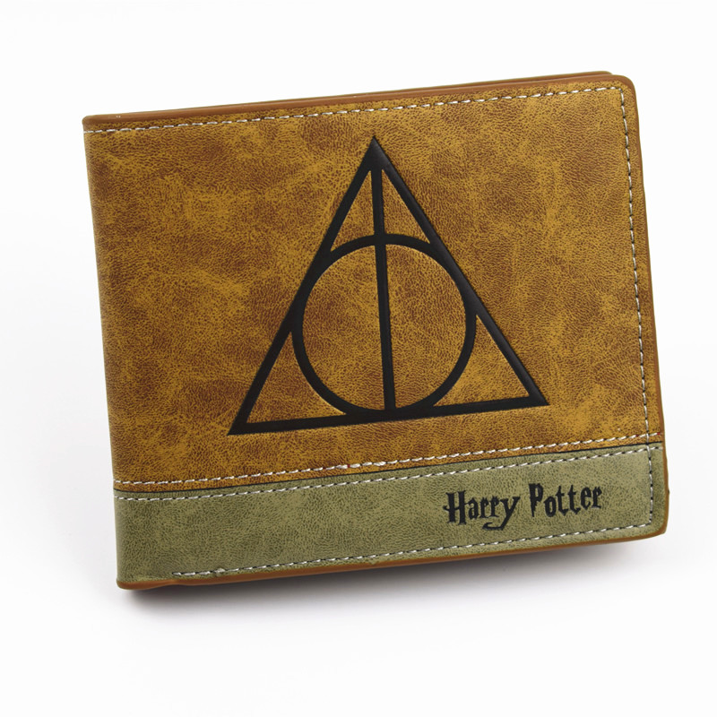 New Arrival High Quality Short Wallet Anime Harry Potter /Zelda /Gravity Falls /Lannister Men's Purse With  Coin Pocket gravity falls high quality pu short wallet folding purse with button