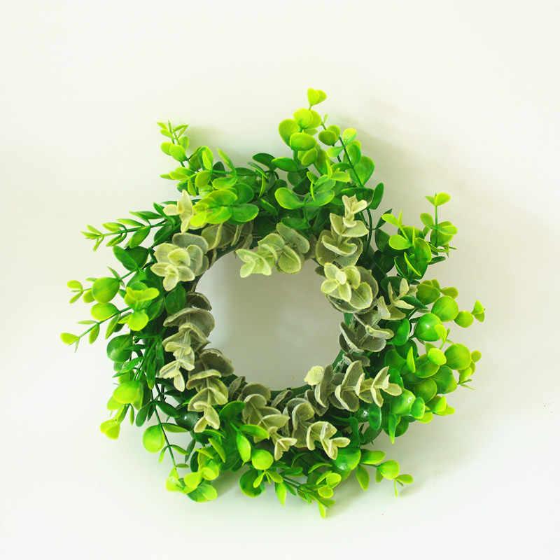 Christmas Wreath Centerpieces