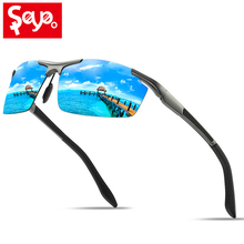 Saylayo 2019 Aluminum Magnesium Men Sunglasses Polarized Sports Driving  Goggles Sunglass Fishing UV400 Protection Sun Glasses banmar aluminum magnesium men sunglasses polarized sports driving goggles sunglass fishing uv400 square sun glasses for men