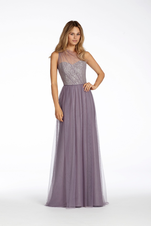 Mauve Bridesmaid Dresses - Flower Girl Dresses