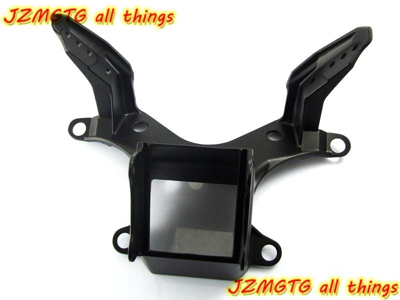 Upper Front Headlight Headlamp Bracket Fairing Stay Head Cowling For YAMAHA R6 2008 2009 2010 2011 2012 2013 2014