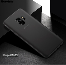 For Samsung Galaxy S9 S9 Plus S10E S10 Plus 0.3mm Ultra Thin Matte Plastic Back Cover Case for Samsung S9 Plus Fashion Case