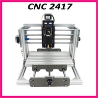 Cnc 2417 500mw Diy Cnc Engraving Machine Mini Pcb Pvc Milling Machine Metal Wood Carving Machine